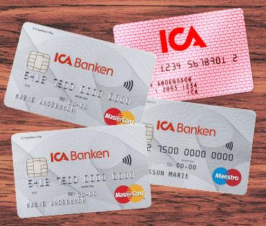 Icabankenkontantkort